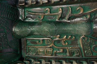 仿古四羊方尊|青铜工艺品|佛山市铜心源文化艺术有限