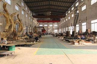 铜心源工厂照片