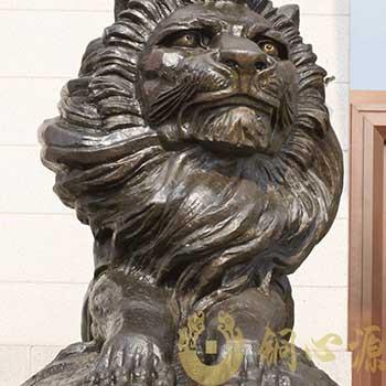 招商银行佛山分行铜狮