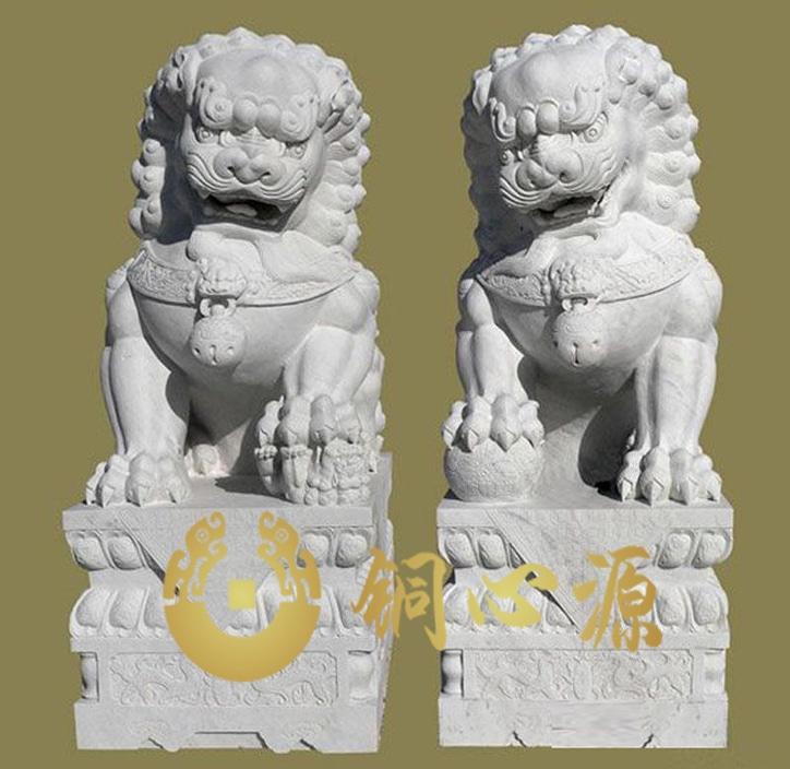 石狮雕塑工程