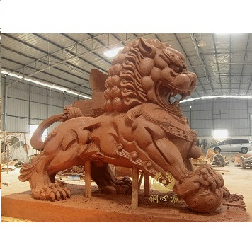 各款中华狮
