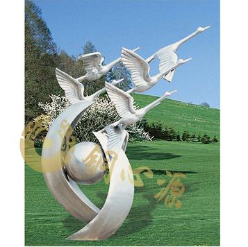 惠州 不锈钢雕塑 6米