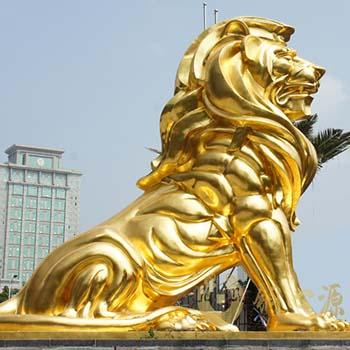 广西南宁国际金融中心金狮