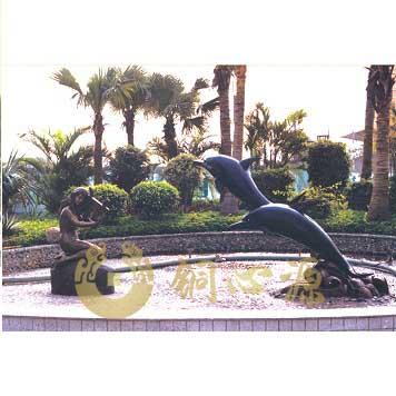 广州富力半岛 乐韵|小区雕塑|园林雕塑|花园雕塑