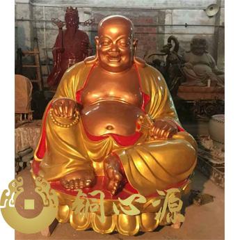 湖南省衡阳市弥勒佛像