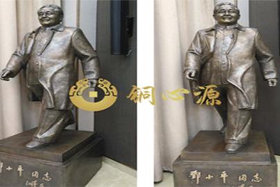 邓小平伟人铜雕